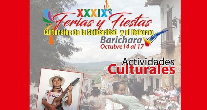 Ferias y Fiestas 2016 en Barichara, Santander