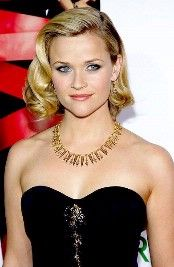 Marilyn Monroe inspired 50s wedding hair - Reese Witherspoon