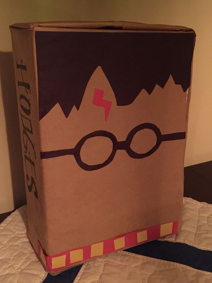 Harry Potter Valentine Box ⚡️❤️⚡️