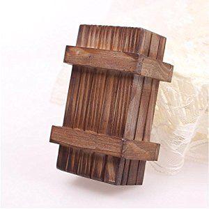 Magic Wooden Puzzle Box Puzzle Wooden Secret Trick Intelligence Compartment Gift