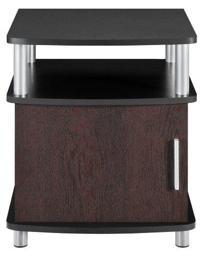 Use the Altra Carson End Table with Storage to make your living room not only look good, but to keep it organized. This End Table is the perfect combination of style and functionality since it looks great and also has several different areas to keep your essentials stored. The top surface can... more details available at https://furniture.bestselleroutlets.com/accent-furniture/end-tables/product-review-for-altra-carson-end-table-with-storage-cherryblack/