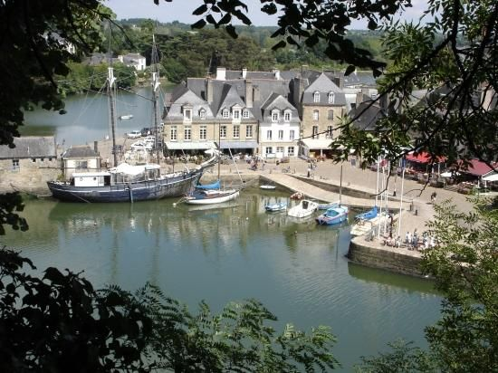 Port de Saint Goustan Auray Morbihan http://auraytv.wordpress.com