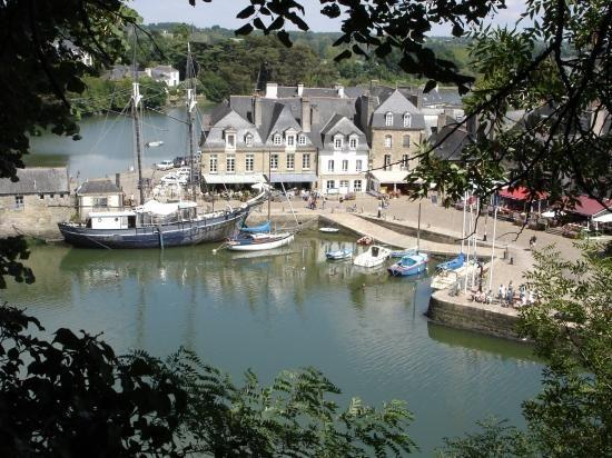 Port de Saint Goustan (Auray) Morbihan 56...France