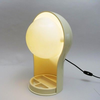 Telegono Desk Lamp by Vico Magistretti for Artemide