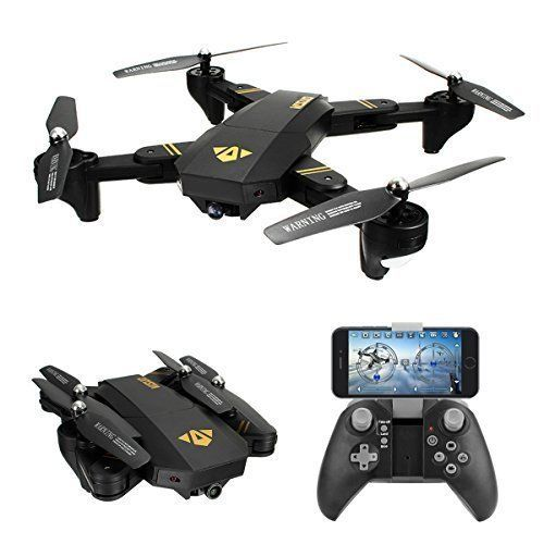 Gift For Boys Camera Drone Quadcopter 2Mp HD Real Time Camera Toys Toy Wifi RC #REAL