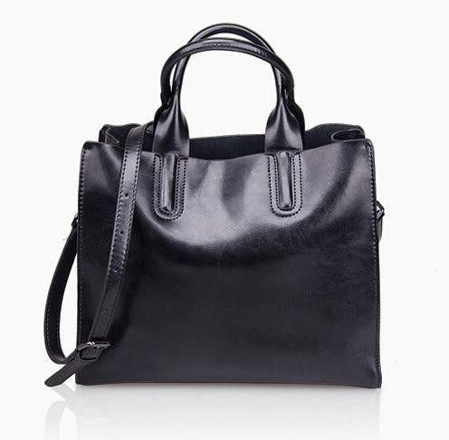 Genuine Leather High Quality Fashion Design Handbag