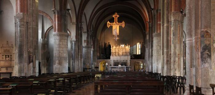 Basilica di Sant'Eustorgio (Tomba dei Re Magi)