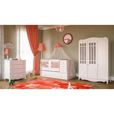 Babi Baby Lia Maxi Bebek Odası Takımı