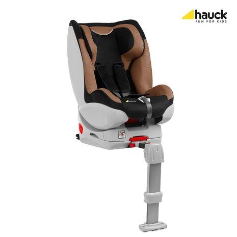 Accesorii bebelusi :: Scaune auto copii :: Scaune auto rear facing :: Scaun Auto Varioguard 0/1 Black/Beige Hauck