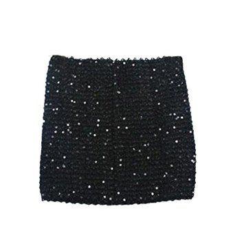 Froomer Sexy Glitter Sequin Women Bandage BodyCon Short Mini skirt Party