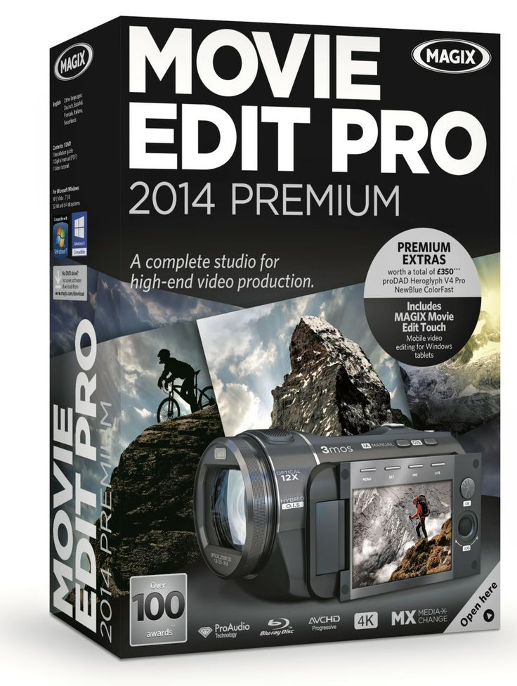 Magix movie edit pro premium 2014 Download - Freeware Latest