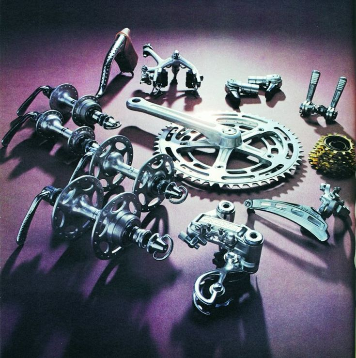 the first ever shimano dura-ace