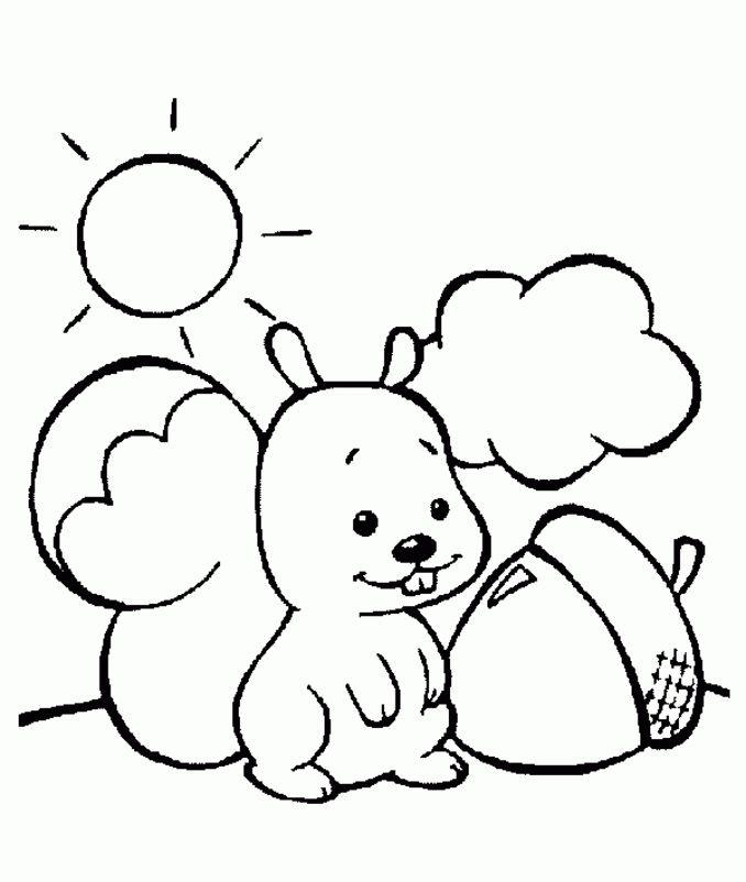 Disegni Animali Da Stampare E Colorare Per Bambini Check More At
