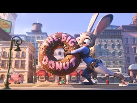 Zootopia Official Teaser Trailer #1 (2016) - Disney Animated Movie HD - YouTube
