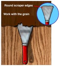 How to refinish wood furniture, will be using this advice for my bedroom furniture eventually!