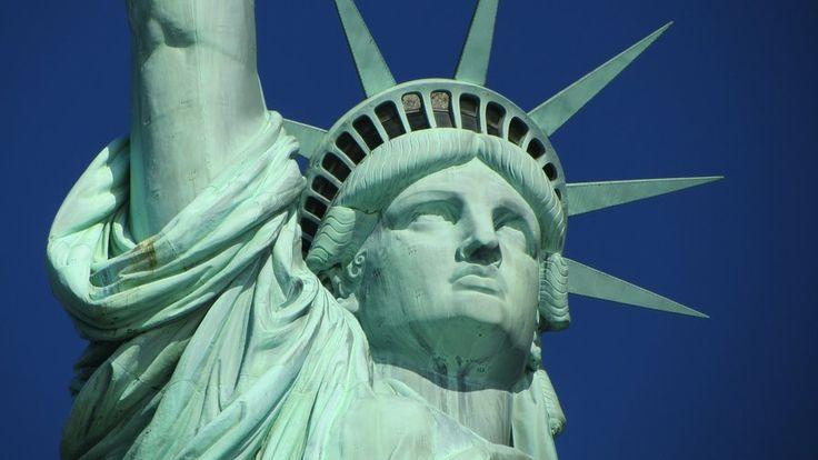 Статуя Свободы - Схемы вышивки - ShebaJulia - Авторы - Портал «Вышивка крестом»