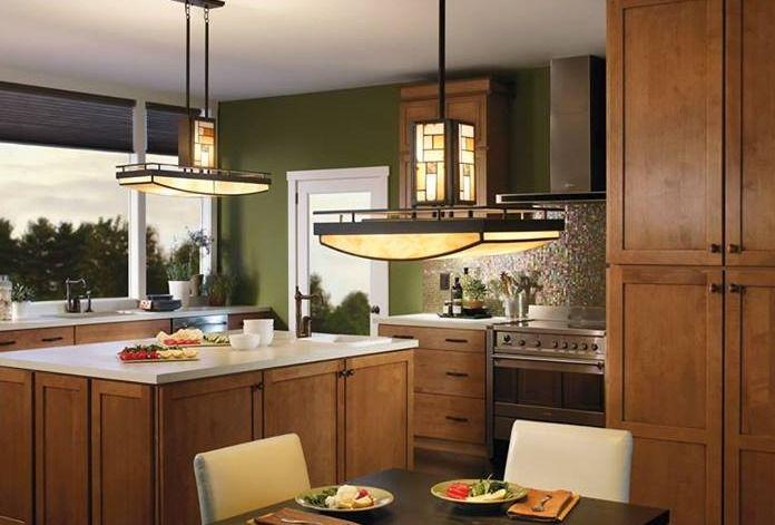 The Kitchen Lights