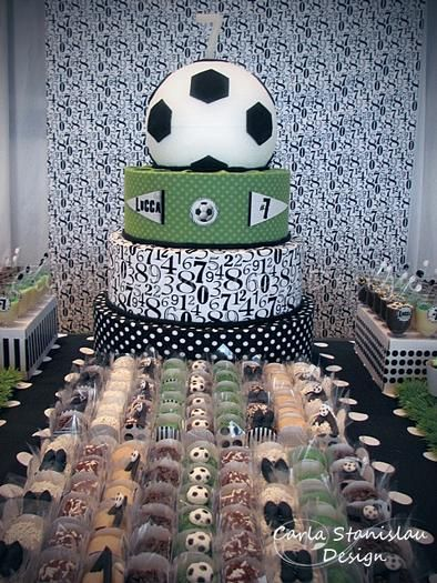 Hostess with the Mostess® - Soccer Party