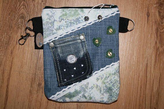 Leckerlitasche Snackbeutel Mini-Handtasche