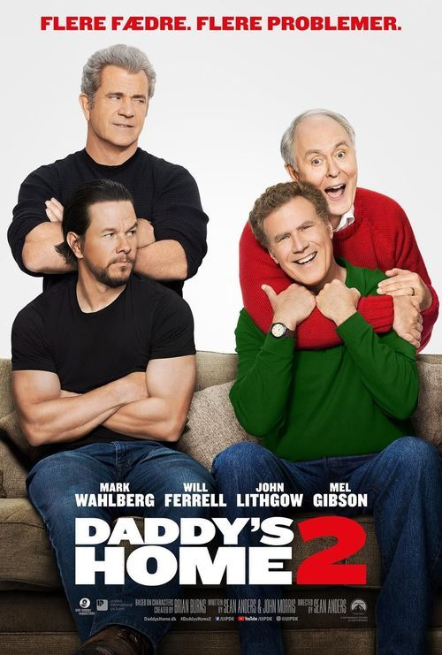 Watch->> Daddy's Home 2 2017 Full - Movie Online