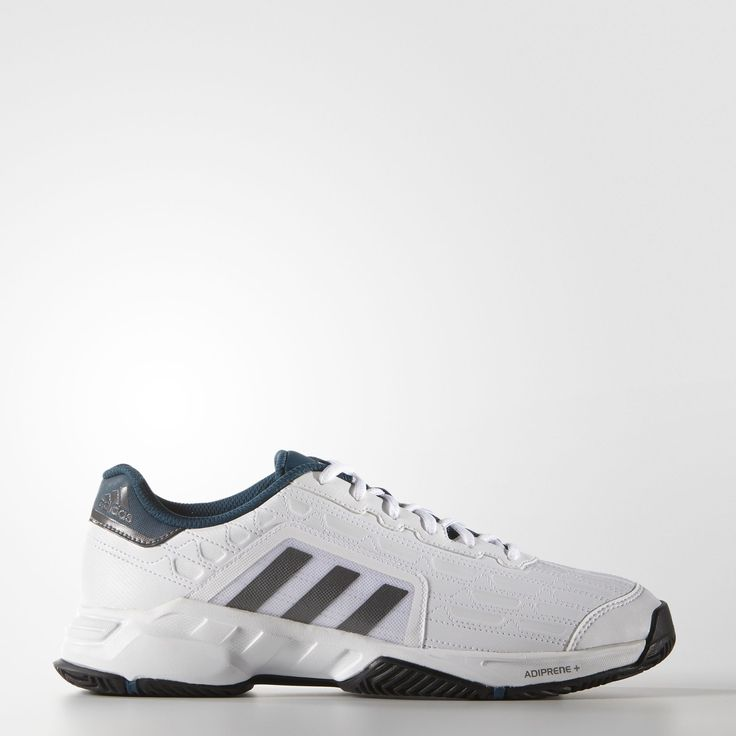 adidas - Barricade Court 2.0 Wide Shoes
