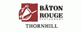 Baton Rouge Thornhill Coupons: Baton Rouge located at:  230 Commerce Valley Dr. E. is offering two exceptional coupons. Click the link to print out your free coupons. Brought to you by bestprintcoupons.com