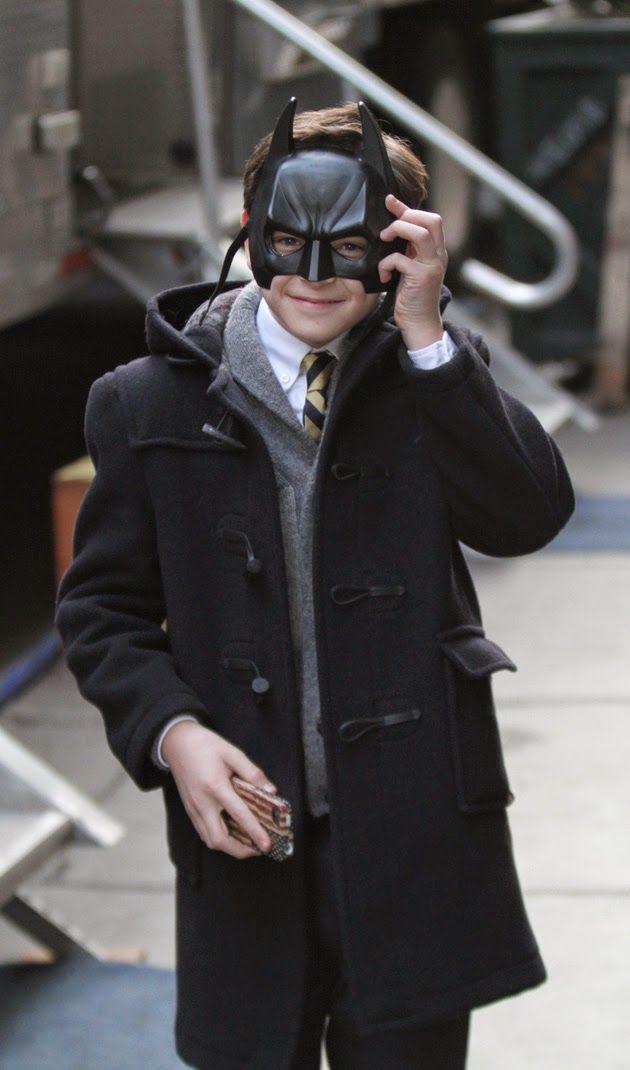 PHOTOS : David Mazouz dans la série Gotham. ~ DAVID MAZOUZ.