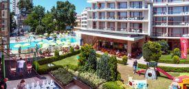 Hotel Mercury 4* - All Inclusive - Sunny Beach