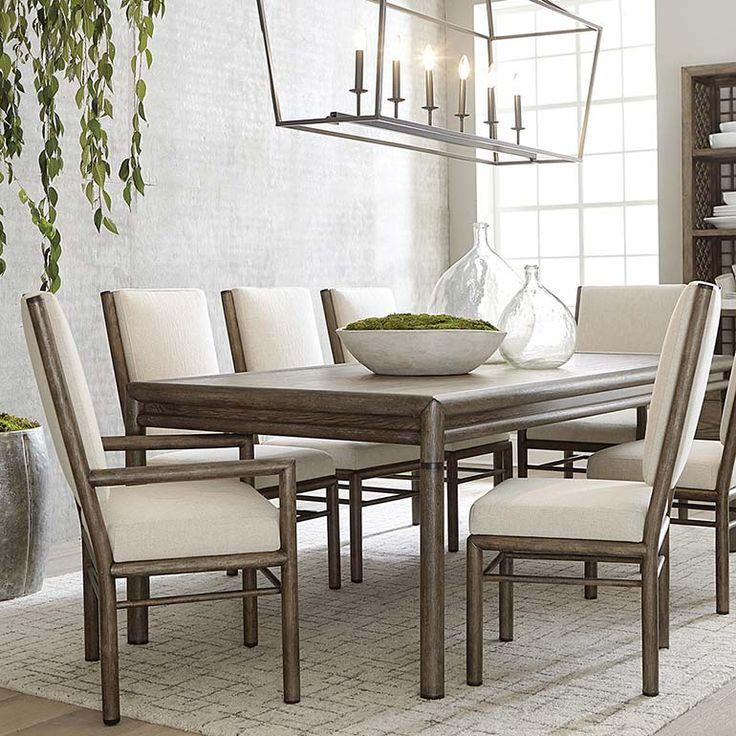 Inspired By West Indies, These Colonial Influenced Peninsula Dining Chairs  Have Simple Yet Sturdy