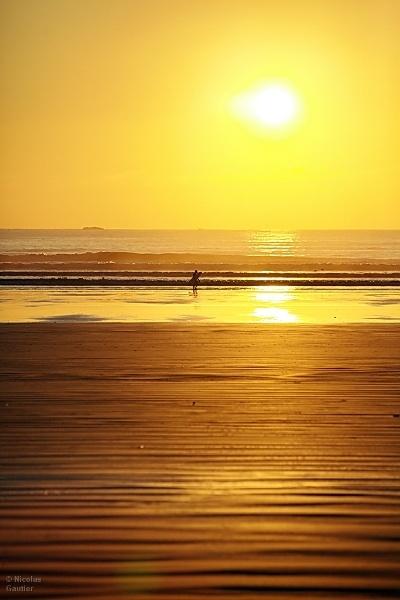 Soleil couchant (Crozon) | Finistère Bretagne