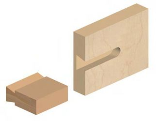 Master the basic sliding dovetail joint with this FREE download!