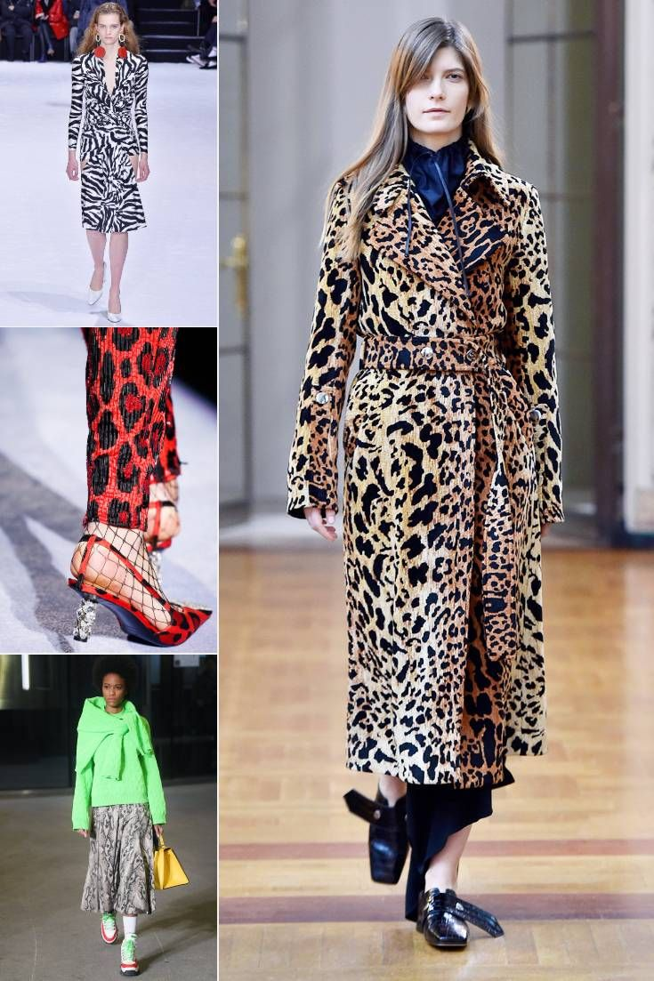 Autumn Winter 2018 Fashion Trends The New Looks To Know Now Who What Wear Uk