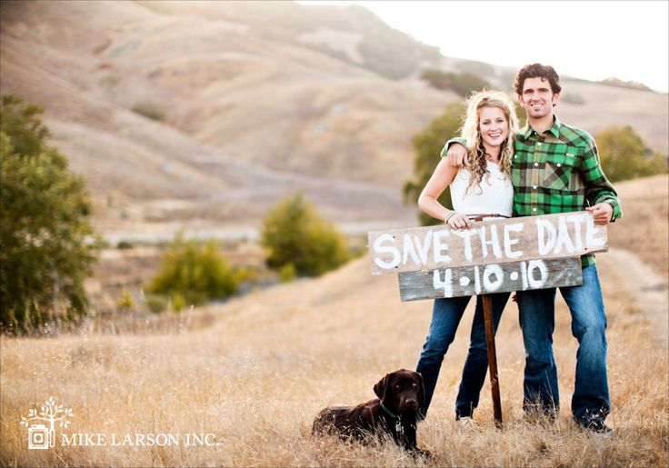 Save the Date… minus the dog lol: Save The Date, Bern Mountain Dogs, Engagement Photo, Photo Ideas, Anniversaries Photo, Cute Ideas, Invitations Cards, Date Ideas, Wooden Signs