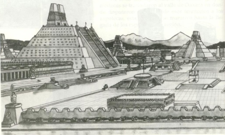 Tenochtitlan, the great aztec city