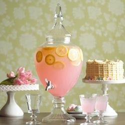 Apothecary Beverage Jar & Lemonade & Iced tea Dispenser