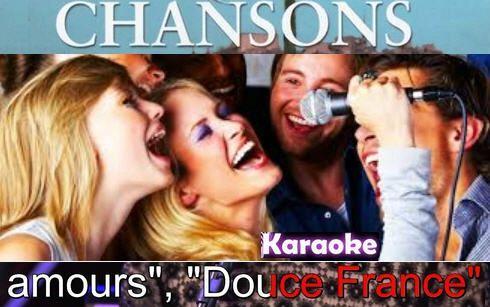 Chansons et Karaokés FLE