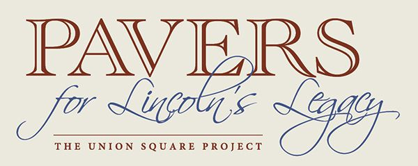 Paver Campaign | Donate Now | The Abraham Lincoln Presidential Library Foundation (ALPLF)