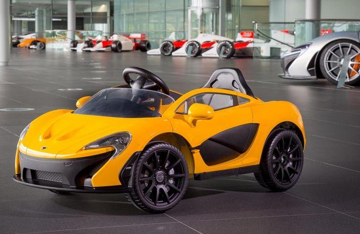 McLaren toys with electric power | Eurekar
