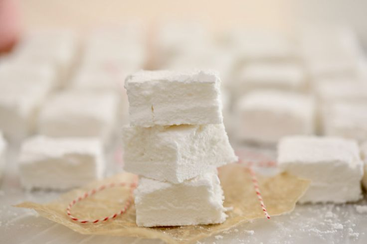 how to make marshmallows without corn syrup or gelatin