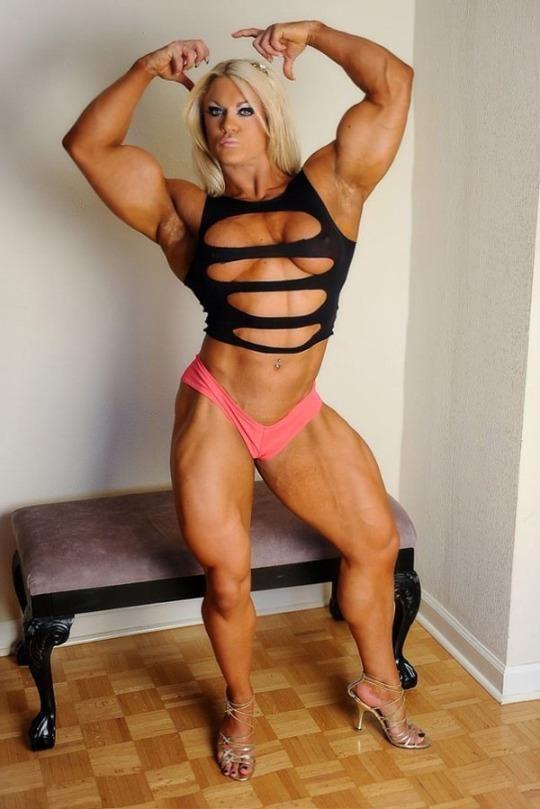 Quero ela female muscle bdsm most