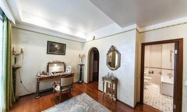 Penthouse Kiseleff - dormitor mobila clasica