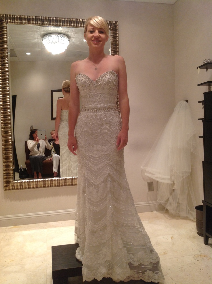 84 best Stephen Yearick images on Pinterest   Wedding frocks, Short ...