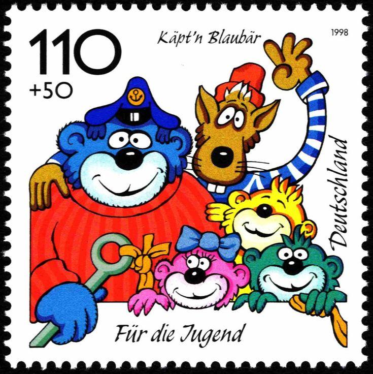 Deutschland 1998 Käpt'n Blaubär (Jugend