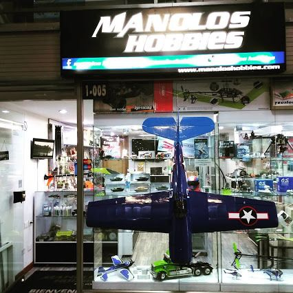 Manolos Hobbies Web - Google+