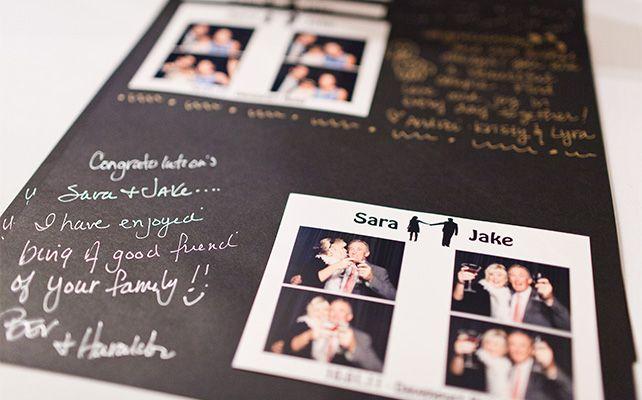 Аренда фотобудки - альтернатива книге пожеланий и альбом фото гостей