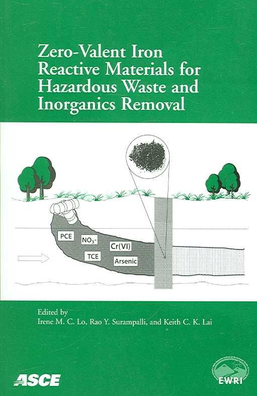Zero-Valent Reactive Materials for Hazardous Waste and Inorganics Removal
