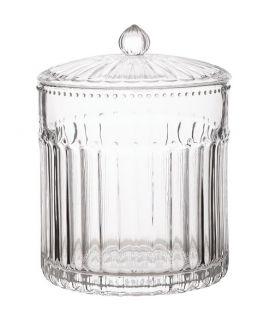 Słoik szklany z pokrywką