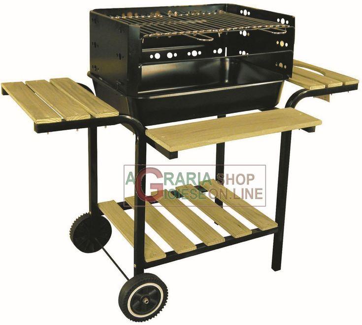 BARBECUE A CARBONE IN ACCIAIO GRIGLIARO CON INSERTI IN LEGNO MOD. OS1312 https://www.chiaradecaria.it/it/barbecue-a-carbone/1055-barbecue-a-carbone-in-acciaio-grigliaro-con-inserti-in-legno-mod-os1312-8014211555312.html
