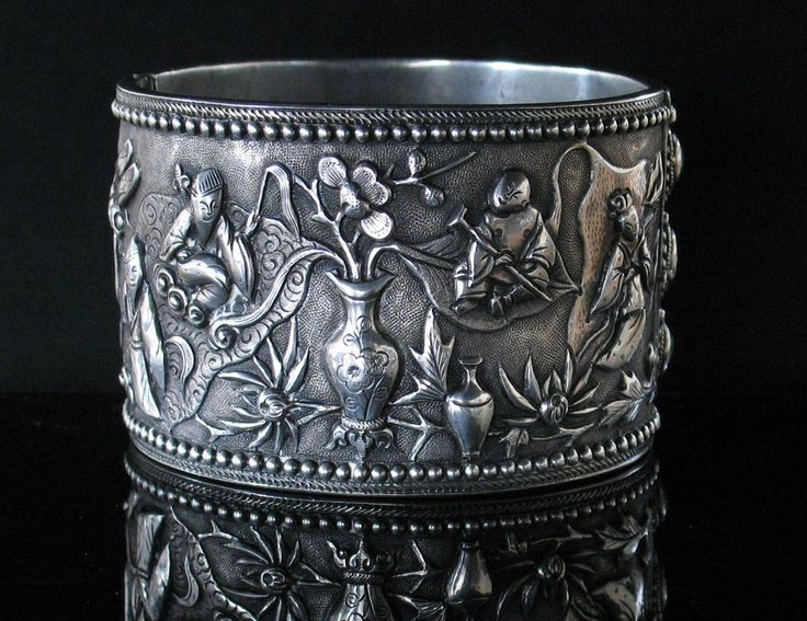 28 Best Repousse Chasing Images On Pinterest Tin Metal