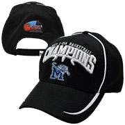 Memphis Tigers 2012 Conference USA champions hat, just like the players wore! Accepting pre-orders, shipment expected around March 19th.